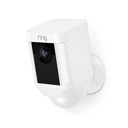 Ring security system reviews - Ring Spotlight Cam Battery HD Security Camera