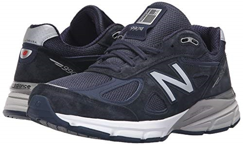 Best sneakers for plantar fasciitis - New Balance Men's 990v4