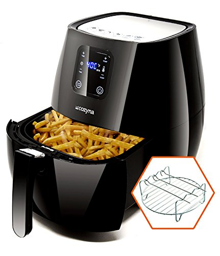 Power air fryer oven reviews - Cozna SAF-32 Digital Air Fryer Touch Screen (3.7 QT)