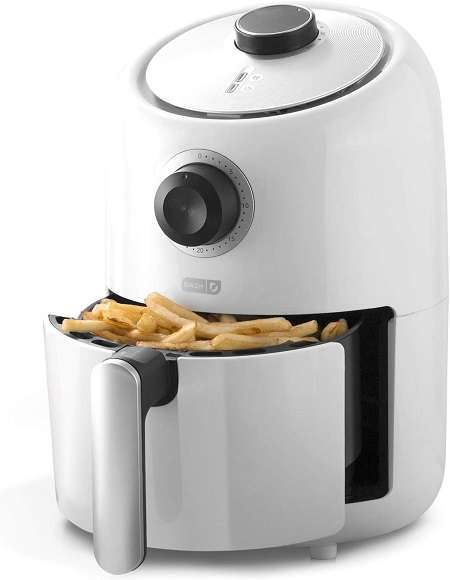 Dash Compact Air Fryer 1.2 L Electric Air Fryer Oven