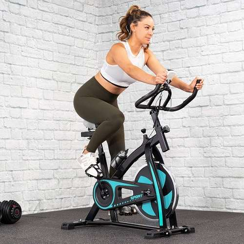 XtremepowerUS Indoor Cycle Trainer