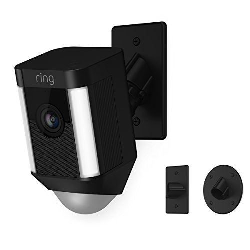 Ring Spotlight Cam Mount vs. Ring Floodlight Camera Motion