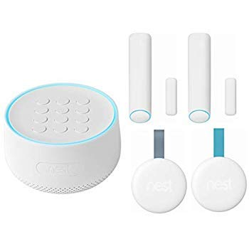 Compare the Ring Alarm 5-Piece Home Security vs. Nest Secure Alarm System Starter Pack
