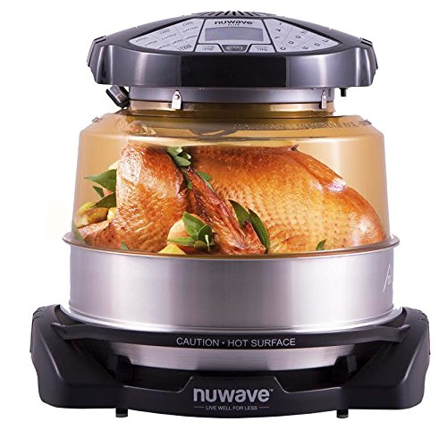 NuWave Air Fryer Reviews - NuWave Countertop Elite Dome Oven with Extender Ring Kit