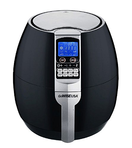 GoWISE Air Fryer Reviews - GoWISE USA 3.7-Quart 8-in-1 Air Fryer