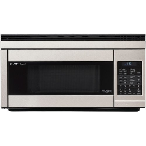 Best Budget Microwave - Sharp R1874T 850W Over-the-Range Convection Microwave