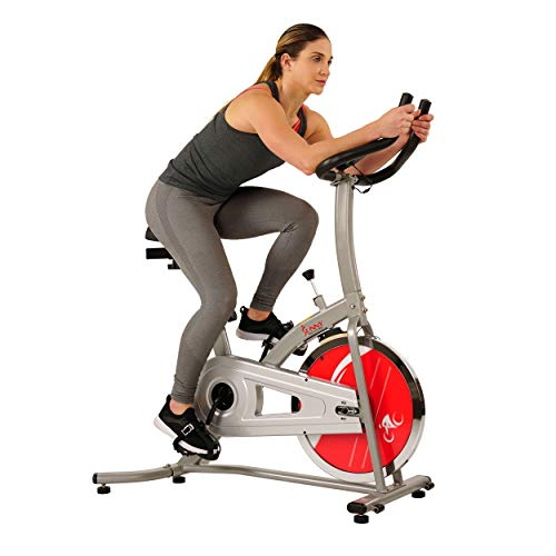 Sunny Health & Fitness Indoor Cycle Exercise