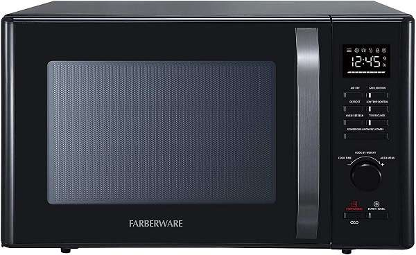 Farberware Black FMOAHDBKC Microwave Oven