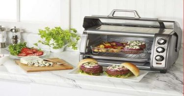 Hamilton Beach Toaster Oven Air Fryer
