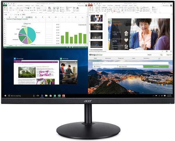 """Acer CB272 bmiprx 27"""" Full HD Monitor"""