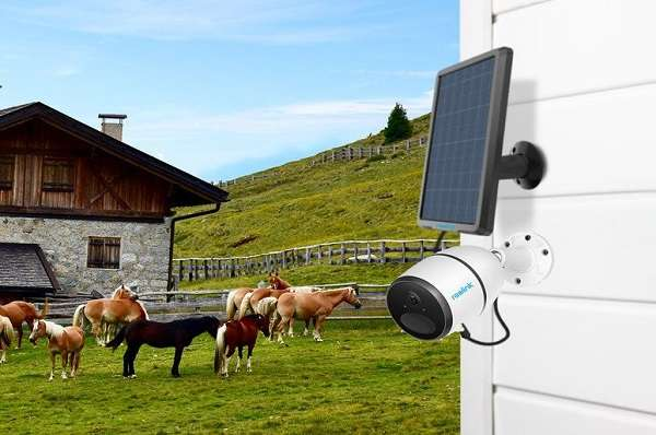 Best Farm Security Camera System