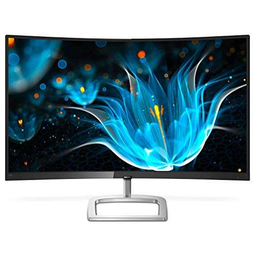 """Philips 328E9QJAB 32"""" curved monitor"""