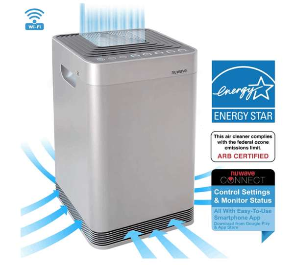 Key Features of NUWAVE Oxypure Smart Air Purifier