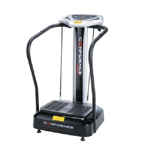 Confidence Fitness Vibration Plate Exercises