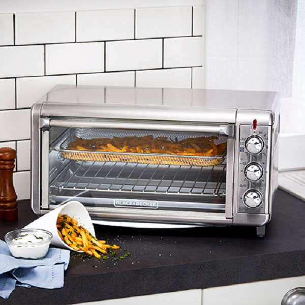 Black and Decker Air Fryer Toaster Oven Reviews