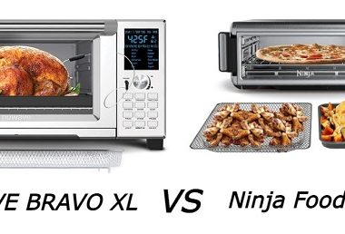Nuwave Bravo XL Vs Ninja Foodi Oven