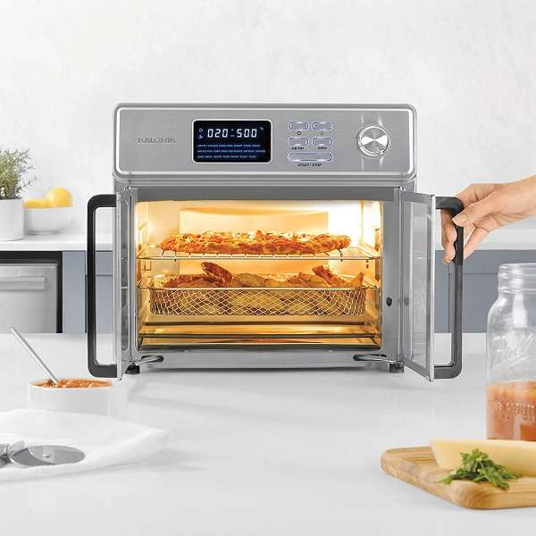 What Users Are Saying About Kalorik 26 QT Maxx AFO 46045 SS Air Fryer Oven
