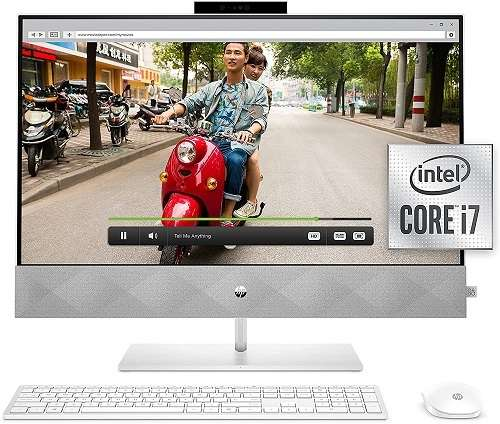 HP 27 Pavilion All-in-One PC 27-d0072tx