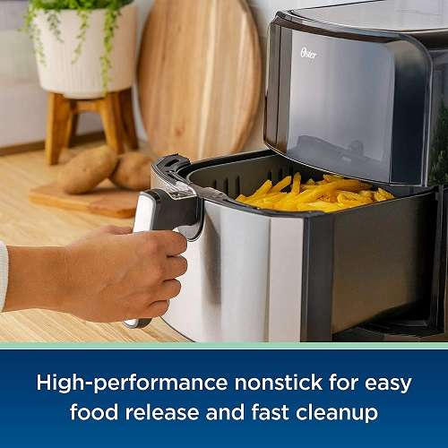 What Users Are Saying About Oster Diamond Force Air Fryer